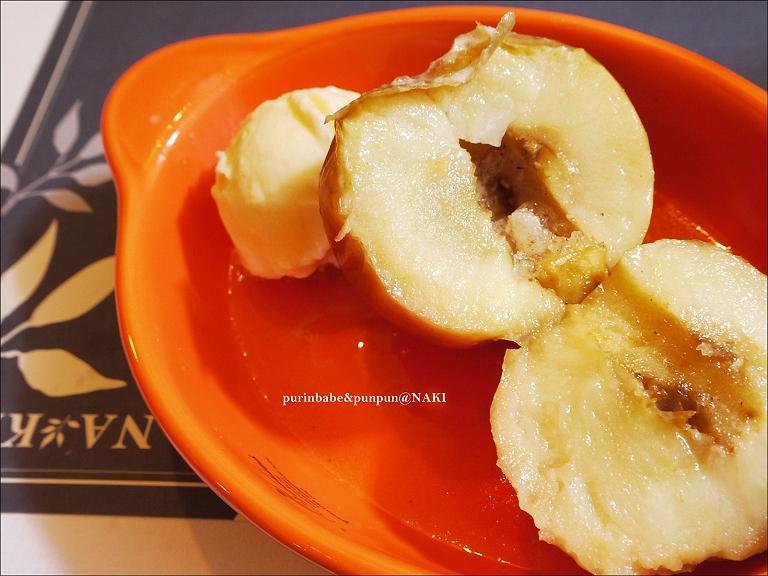29奶油蜜蘋果佐香草冰淇淋2