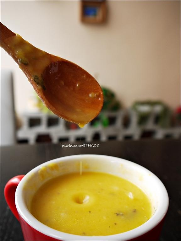 21培根南瓜濃湯2