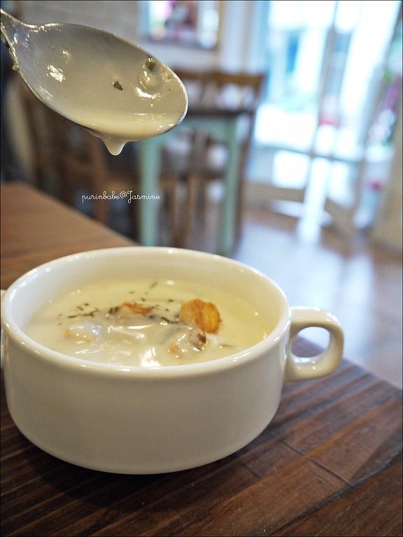 25蘑菇濃湯