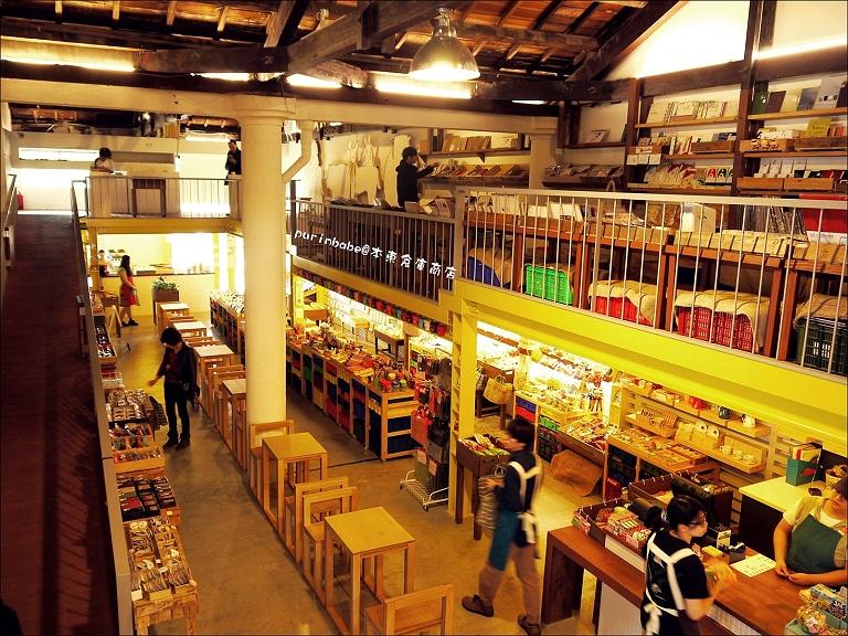 24本東倉庫商店全景