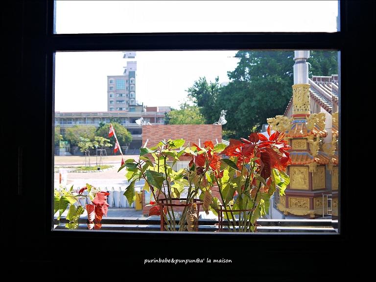 13二樓窗景