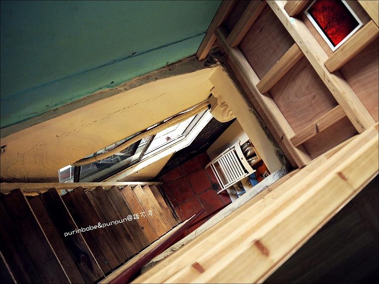 16木樓梯