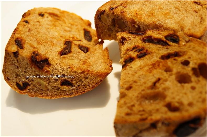 22酒釀桂圓麵包