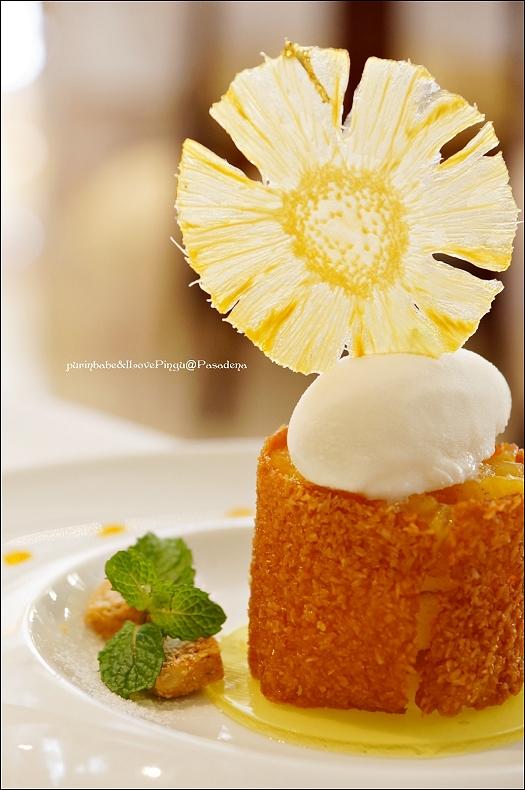 29藝術盤飾熱甜點
