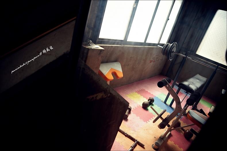 24頂樓健身區2