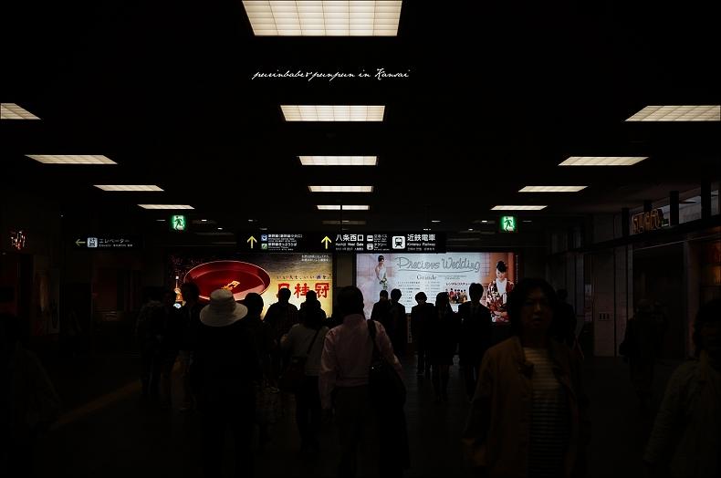 10從京都坐近鐵到奈良