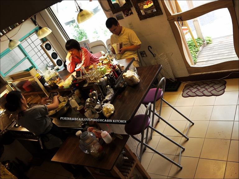 3一樓料理區