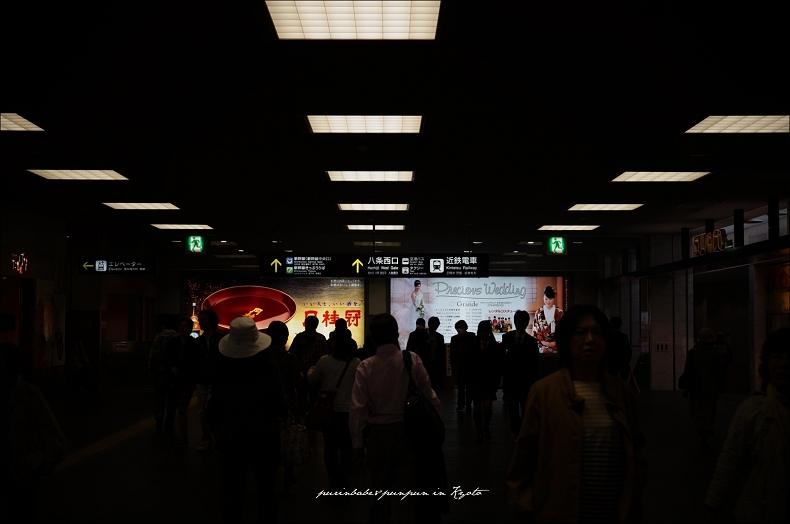 1京都坐近鐵到奈良