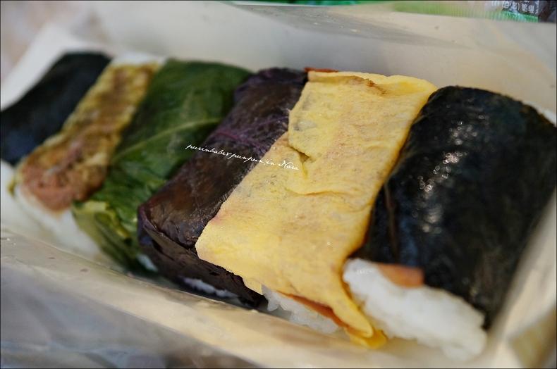 12京都車站買的壽司