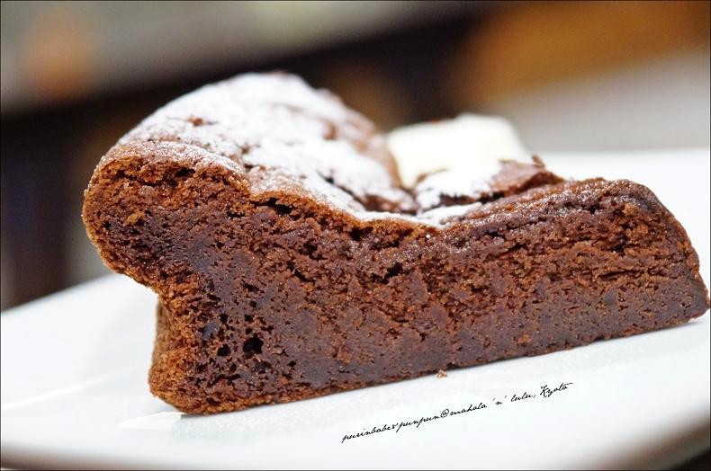 27巧克力蛋糕