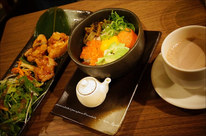 21mahola米飯套餐