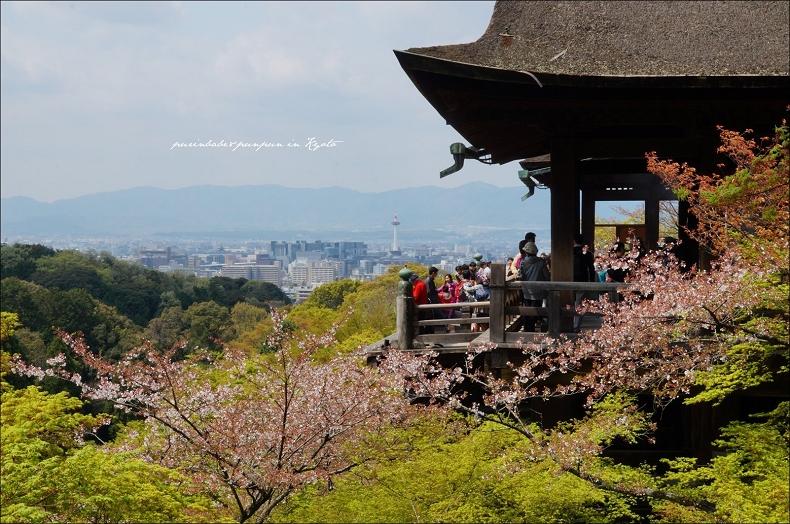 22清水舞台與京都塔
