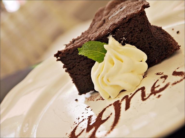 30瑪黑經典巧克力蛋糕