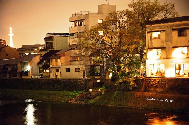 4efish與京都塔