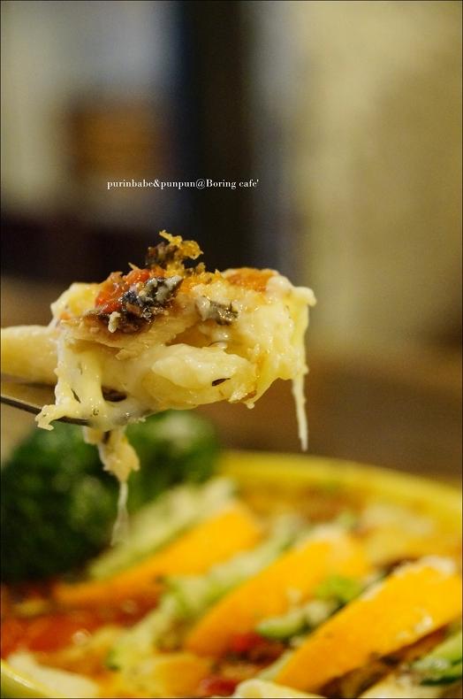 34焗烤沙丁魚筆管麵2