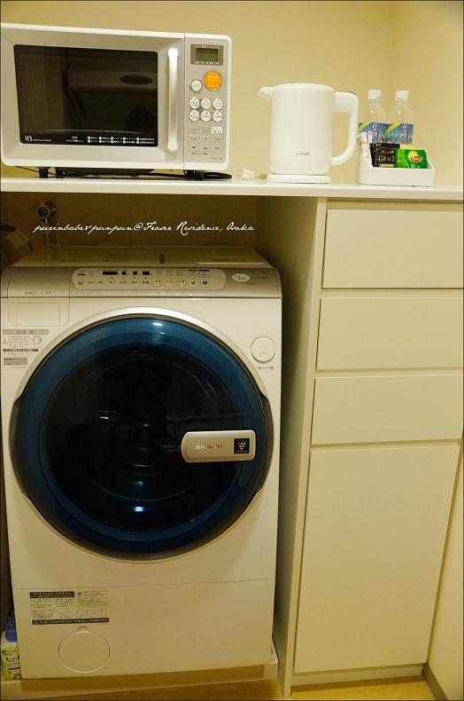 15微波爐洗烘衣機