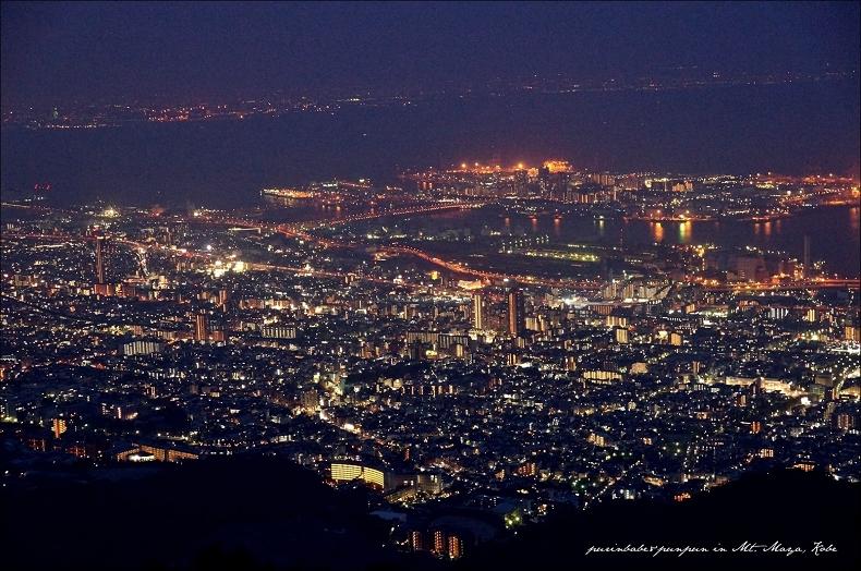 28摩耶山夜景2