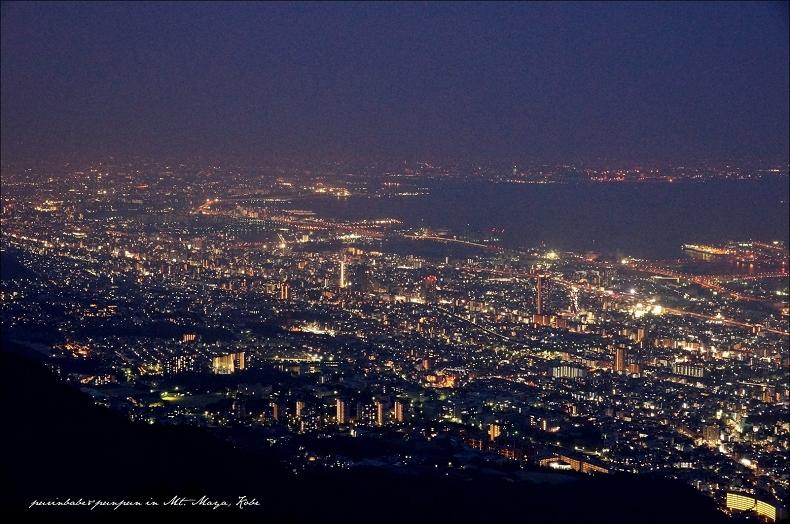 27摩耶山夜景1