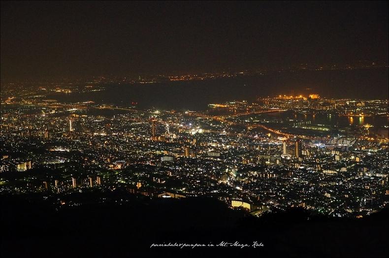 30摩耶山夜景4