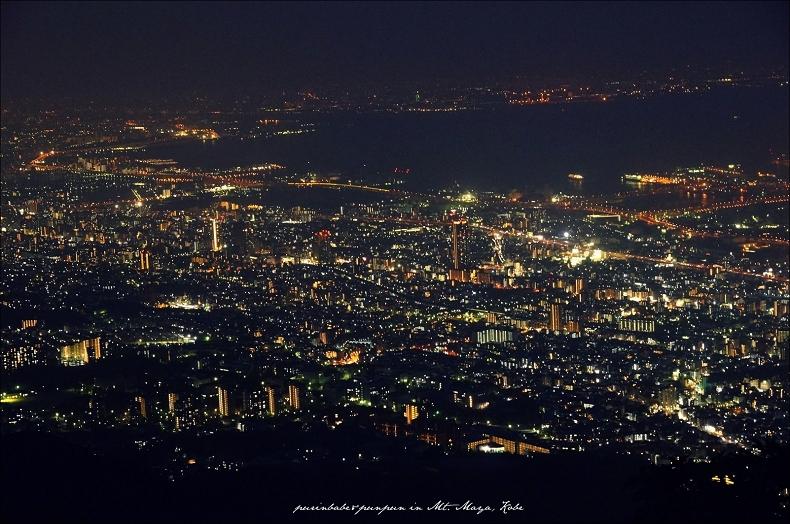29摩耶山夜景3