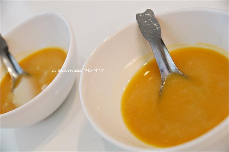 31椰漿南瓜湯