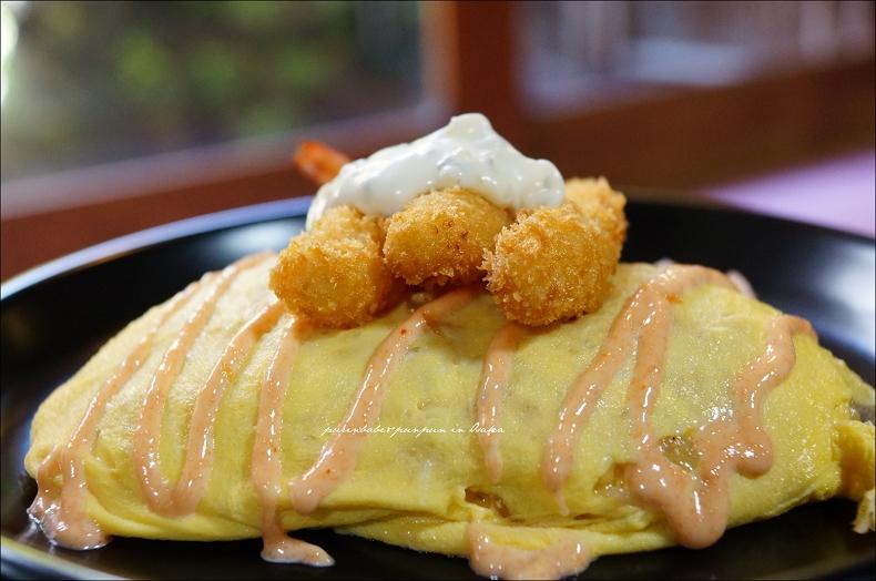 22明太子蛋包飯