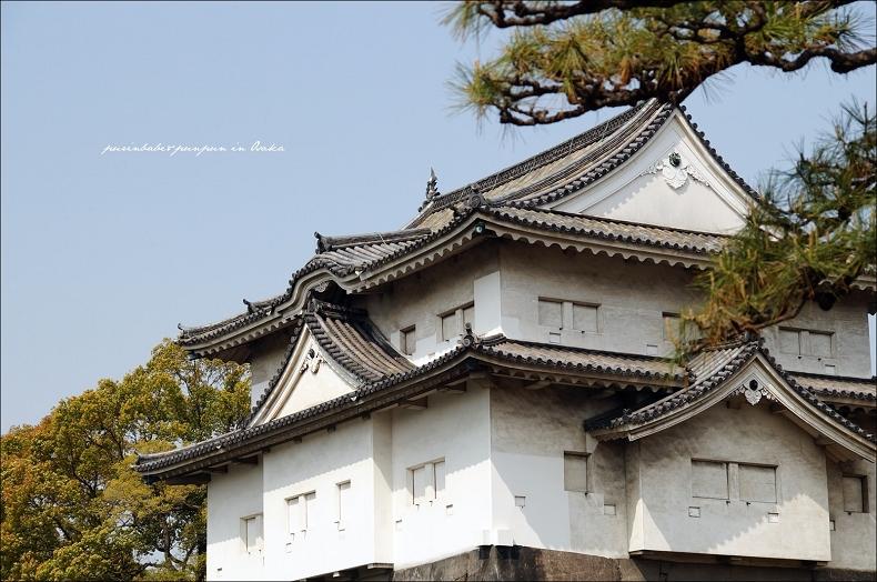 13望向大阪城4