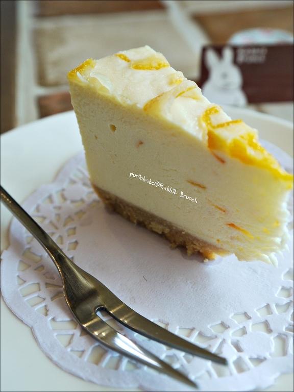 37香橙重乳酪蛋糕