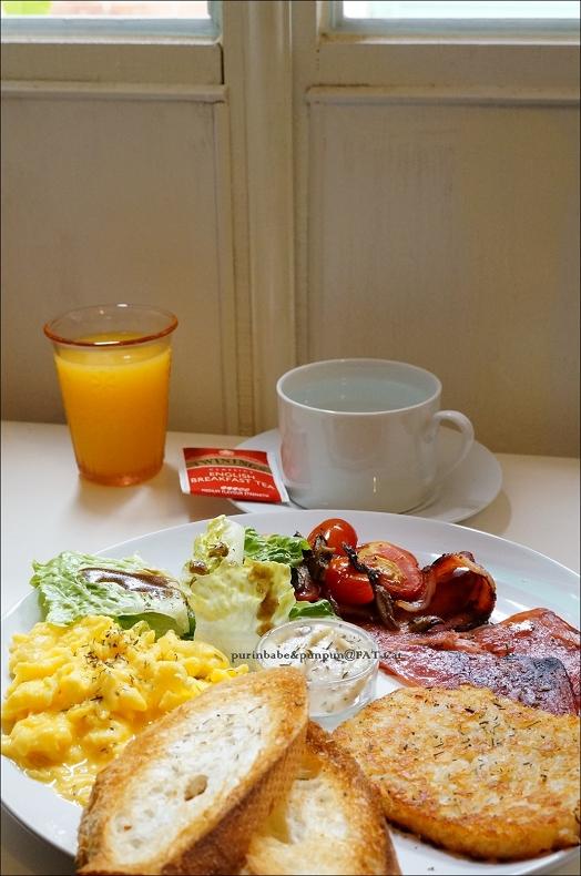 35肥貓全日早餐套餐