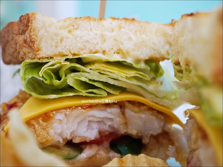 19泰式轟炸魚三明治3