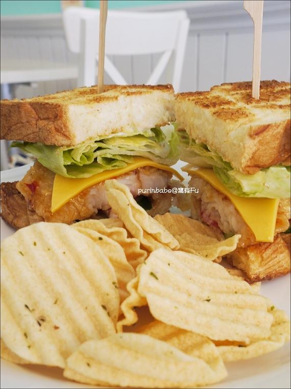 17泰式轟炸魚三明治1
