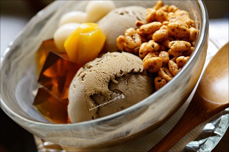 33京都焙茶冰淇淋2