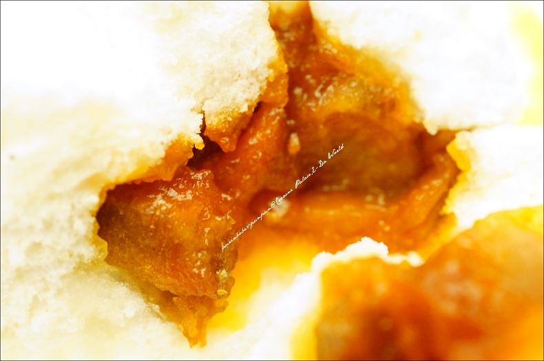 34蜜汁叉燒包斷面