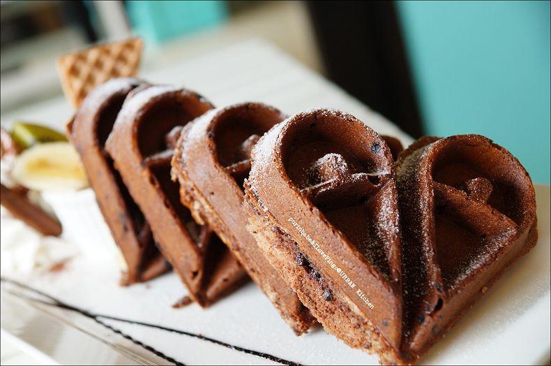 29濃情巧克力鬆餅