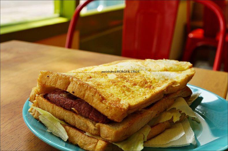 19魯賓三明治