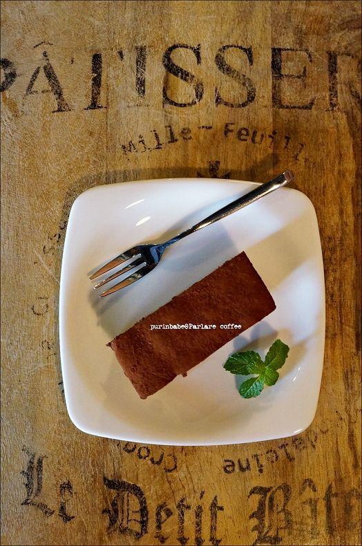 39經典巧克力蛋糕佐覆盆子醬1