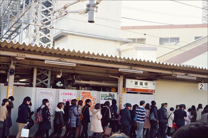 21搭JR到東福寺