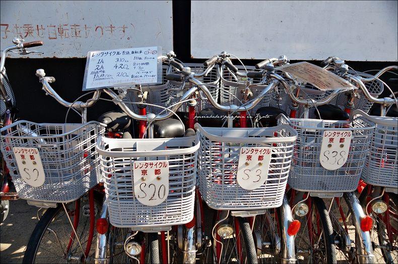 19嵐山租腳踏車