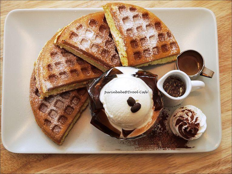 25咖啡豆香草冰淇淋鬆餅2