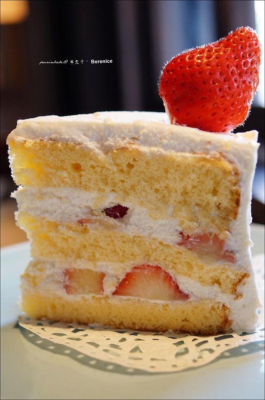 36草莓蜂蜜蛋糕1
