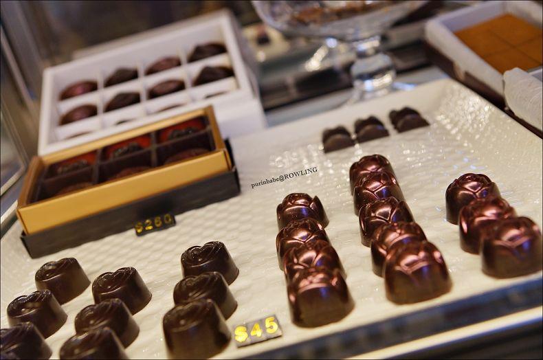 31手工巧克力