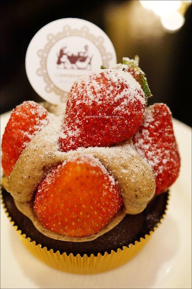 26草莓布朗尼