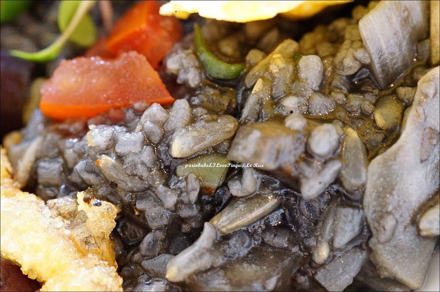 31黑漆漆墨魚風味蔬菜野菇燉飯4