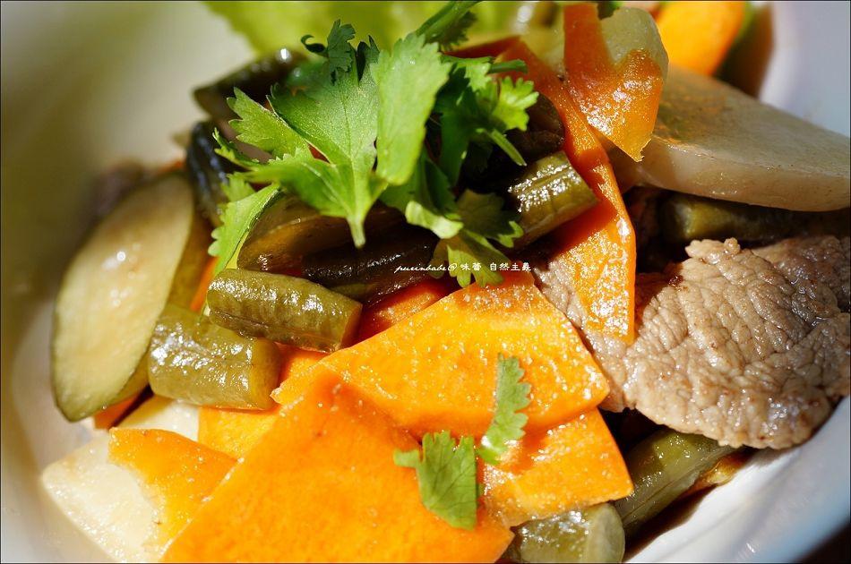 33味蕾自製泡菜牛肉1