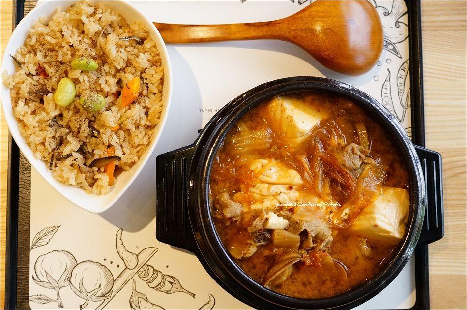 36泡菜豆腐鍋1