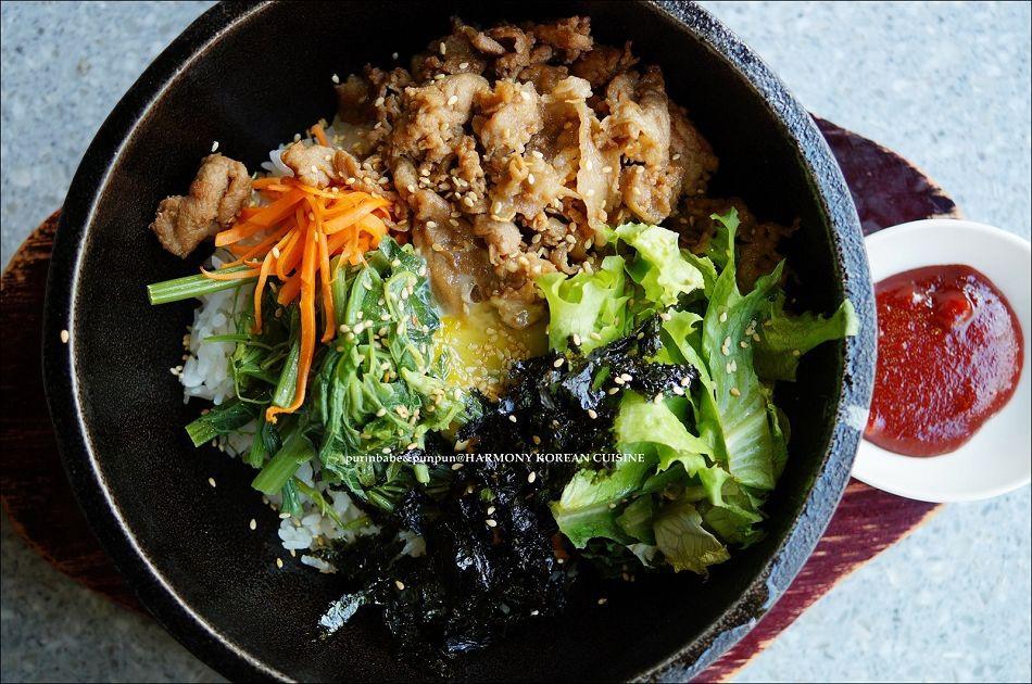 29辣炒豬肉拌飯1