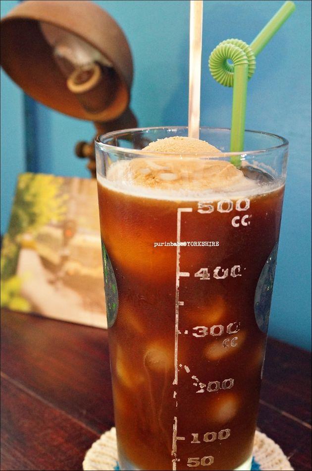 27咖啡口味漂浮冰咖啡1