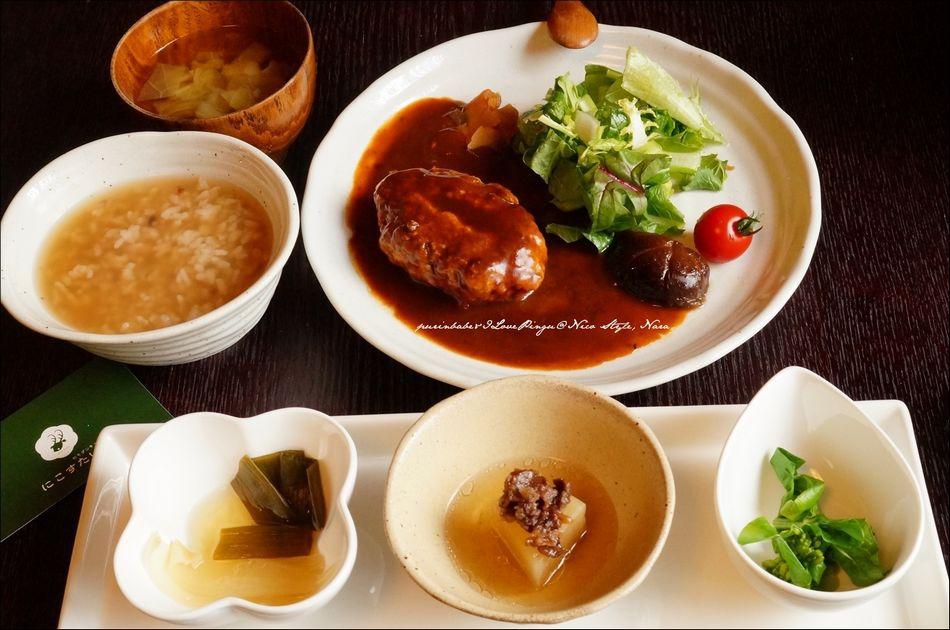 20奈良米飯午餐
