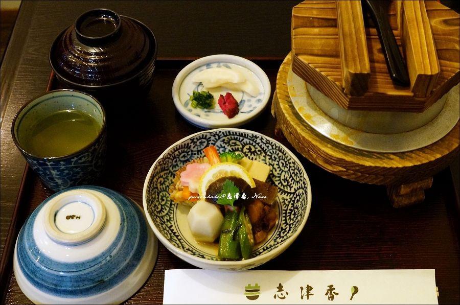 14銀魚釜飯套餐