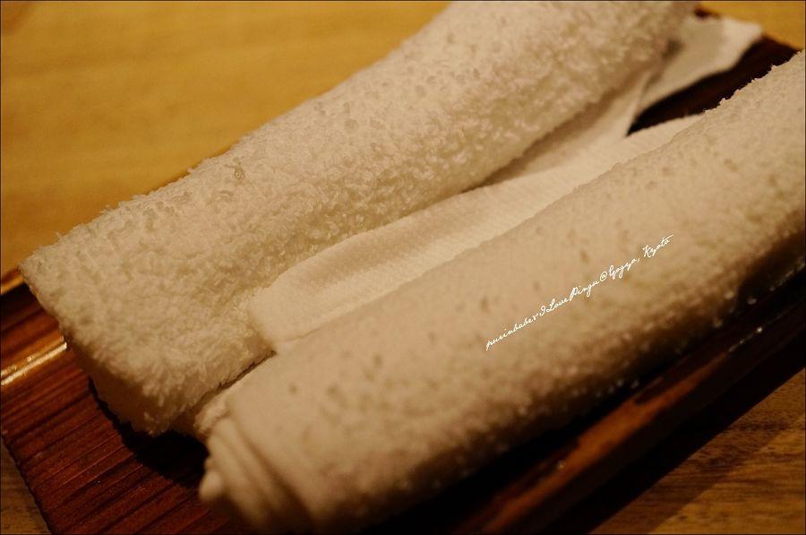 11熱毛巾